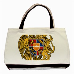 Coat of Arms of Armenia Basic Tote Bag (Two Sides)