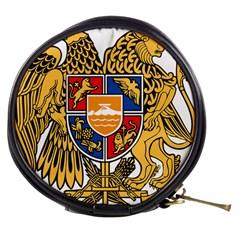 Coat of Arms of Armenia Mini Makeup Bags
