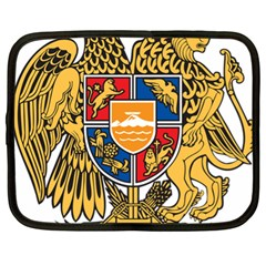 Coat of Arms of Armenia Netbook Case (XL)
