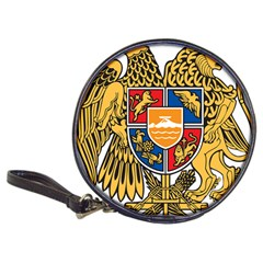 Coat of Arms of Armenia Classic 20-CD Wallets