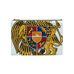 Coat of Arms of Armenia Cosmetic Bag (Medium)