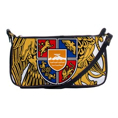 Coat of Arms of Armenia Shoulder Clutch Bags