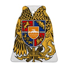 Coat of Arms of Armenia Bell Ornament (2 Sides)