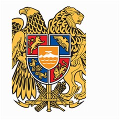 Coat of Arms of Armenia Large Garden Flag (Two Sides)