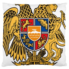 Coat of Arms of Armenia Large Cushion Case (One Side)
