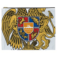 Coat of Arms of Armenia Cosmetic Bag (XXXL)