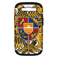 Coat of Arms of Armenia Samsung Galaxy S III Hardshell Case (PC+Silicone)
