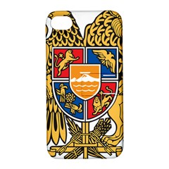 Coat of Arms of Armenia Apple iPhone 4/4S Hardshell Case with Stand