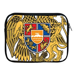 Coat of Arms of Armenia Apple iPad 2/3/4 Zipper Cases