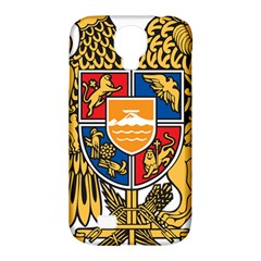 Coat of Arms of Armenia Samsung Galaxy S4 Classic Hardshell Case (PC+Silicone)