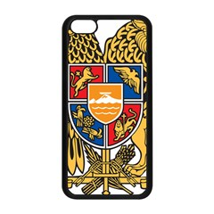 Coat of Arms of Armenia Apple iPhone 5C Seamless Case (Black)