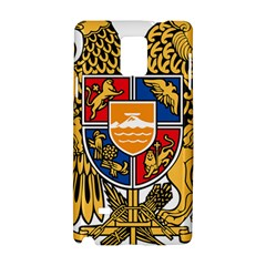 Coat of Arms of Armenia Samsung Galaxy Note 4 Hardshell Case