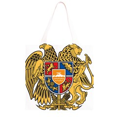 Coat of Arms of Armenia Grocery Light Tote Bag