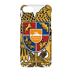 Coat Of Arms Of Armenia Apple Iphone 7 Hardshell Case