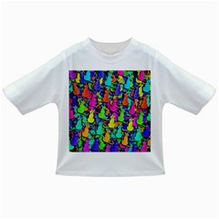 Colorful cats Infant/Toddler T-Shirts