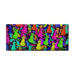 Colorful cats Cosmetic Storage Cases
