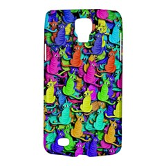 Colorful cats Galaxy S4 Active
