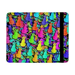 Colorful cats Samsung Galaxy Tab Pro 8.4  Flip Case