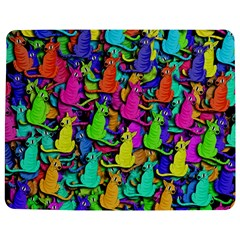 Colorful cats Jigsaw Puzzle Photo Stand (Rectangular)