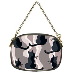 Elegant cats Chain Purses (One Side)