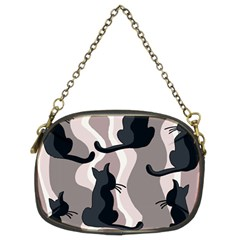 Elegant cats Chain Purses (Two Sides)
