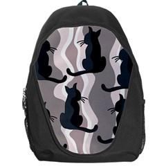 Elegant cats Backpack Bag