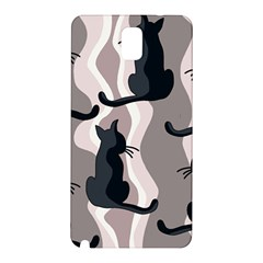 Elegant cats Samsung Galaxy Note 3 N9005 Hardshell Back Case