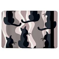 Elegant cats iPad Air Flip