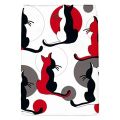 Elegant abstract cats  Flap Covers (S)