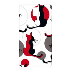 Elegant abstract cats  Samsung Galaxy Note 3 N9005 Hardshell Back Case
