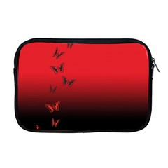 Lepidopteran Apple Macbook Pro 17  Zipper Case