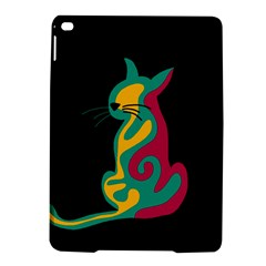 Colorful abstract cat  iPad Air 2 Hardshell Cases