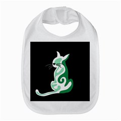Green abstract cat  Amazon Fire Phone