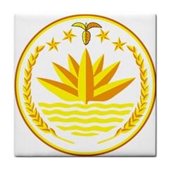 National Emblem of Bangladesh Face Towel