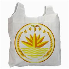 National Emblem of Bangladesh Recycle Bag (Two Side)