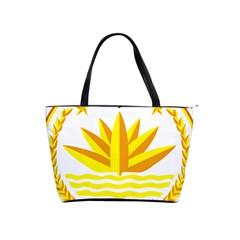 National Emblem of Bangladesh Shoulder Handbags