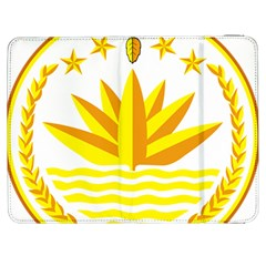 National Emblem of Bangladesh Samsung Galaxy Tab 7  P1000 Flip Case