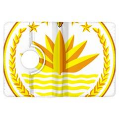 National Emblem of Bangladesh Kindle Fire HDX Flip 360 Case