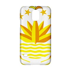 National Emblem of Bangladesh Samsung Galaxy S5 Hardshell Case