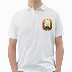 Coat of Arms of The Republic of Belarus Golf Shirts