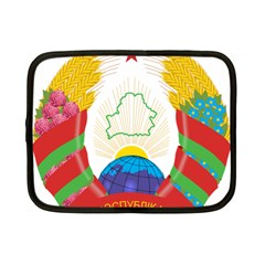 Coat of Arms of The Republic of Belarus Netbook Case (Small)