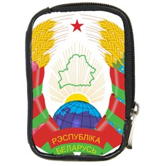 Coat of Arms of The Republic of Belarus Compact Camera Cases