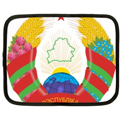 Coat of Arms of The Republic of Belarus Netbook Case (XL)