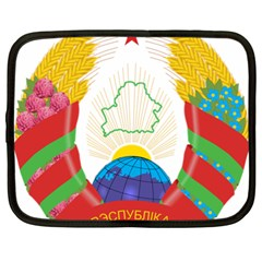 Coat of Arms of The Republic of Belarus Netbook Case (XXL)