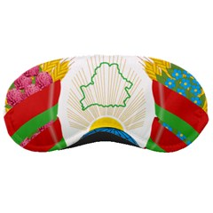 Coat of Arms of The Republic of Belarus Sleeping Masks