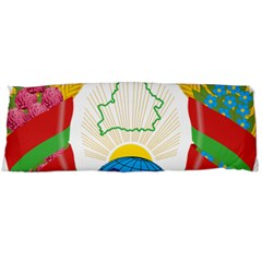 Coat of Arms of The Republic of Belarus Body Pillow Case Dakimakura (Two Sides)