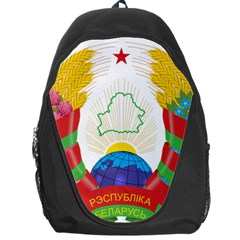 Coat of Arms of The Republic of Belarus Backpack Bag
