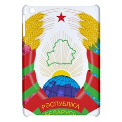 Coat of Arms of The Republic of Belarus Apple iPad Mini Hardshell Case
