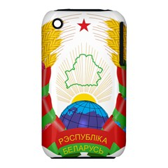 Coat of Arms of The Republic of Belarus iPhone 3S/3GS