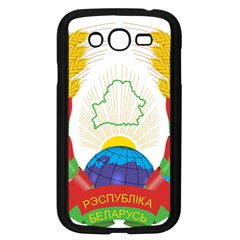 Coat of Arms of The Republic of Belarus Samsung Galaxy Grand DUOS I9082 Case (Black)